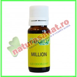 Million Ulei Odorizant 10 ml - Onedia Distribution - www.naturasanat.ro