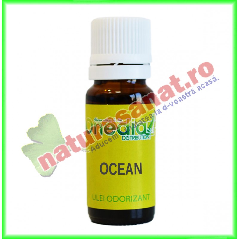 Ocean Ulei Odorizant 10 ml - Onedia Distribution - www.naturasanat.ro