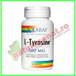 L - Tyrosine 500mg 50...