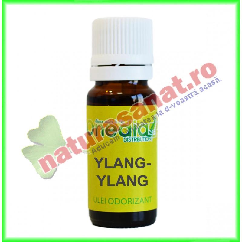 Ylang-Ylang Ulei Odorizant 10 ml - Onedia Distribution - www.naturasanat.ro