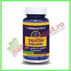 Siliciu organic 60 capsule...