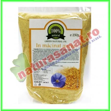 Faina Seminte In Auriu 250 g - Carmita - www.naturasanat.ro