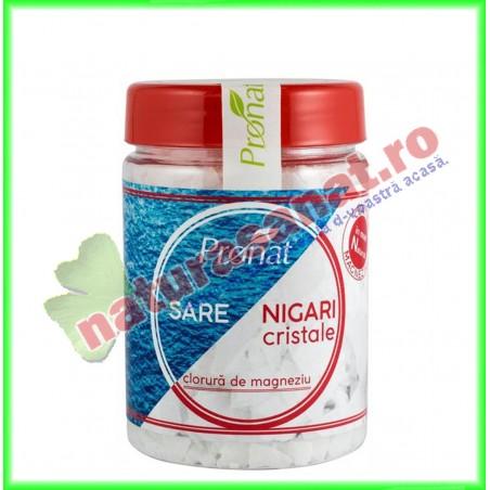 Sare Nigari (Clorura de Magneziu) 200 g - Pronat - www.naturasanat.ro