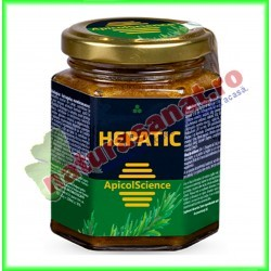 Hepatic 200 ml - Apicolscience