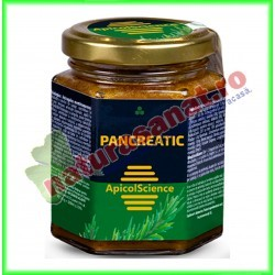 Pancreatic 200 ml - Apicolscience - www.naturasanat.ro
