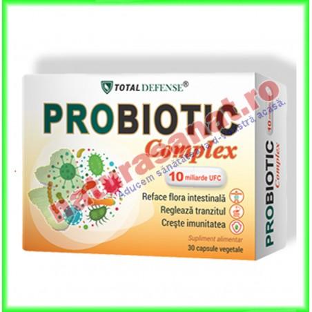 Probiotic Complex 30 capsule - Cosmo Pharm - www.naturasanat.ro
