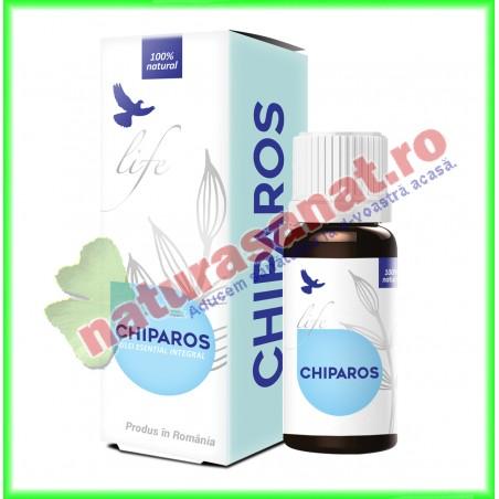 Chiparos Ulei Volatil Esential 10 ml - Bionovativ - www.naturasanat.ro