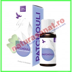 Patchouli Ulei Volatil Esential 10 ml - Bionovativ