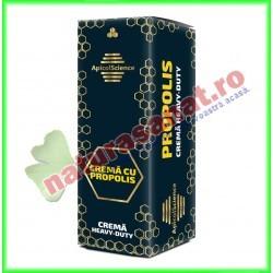 Crema Heavy-Duty cu Propolis 50 ml - Apicolscience - www.naturasanat.ro