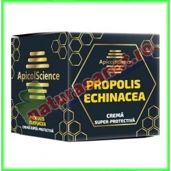 Crema Super-Protectiva cu Propolis si Echinacea 75 ml - Apicolscience - www.naturasanat.ro