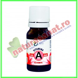 Vitamina A (uz cosmetic) 10 ml - Ady Green Pharma - www.naturasanat.ro