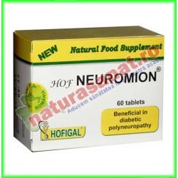 Hof Neuromion 60 comprimate - Hofigal - www.naturasanat.ro