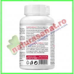 Vitamina C Premium cu rodie 1000 mg 60 capsule - Zenyth - www.naturasanat.ro