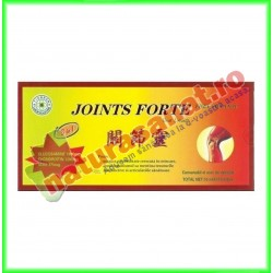Joints Forte 10 fiole - Sanye Intercom - www.naturasanat.ro