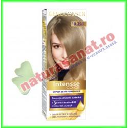 Intensse Color 10.2 Blond Inchis Vopsea de Par Permanenta 50 ml - Gerocossen - www.naturasanat.ro