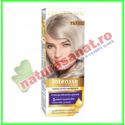 Intensse Color 15.1 Blond Cenusiu Vopsea de Par Permanenta 50 ml - Gerocossen - www.naturasanat.ro