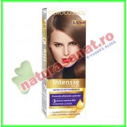 Intensse Color 3.5 Caramel Vopsea de Par Permanenta 50 ml - Gerocossen - www.naturasanat.ro