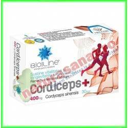 Cordiceps Plus 30 tablete -...