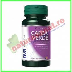 Cafea Verde Bioclorogenic ( Green Coffee ) 30 capsule - DVR Pharm