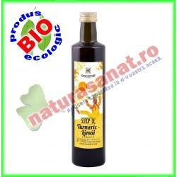 Sirop Bio Eco Turmeric - Lamai (fara zahar) 500 ml - Sonnentor - www.naturasanat.ro