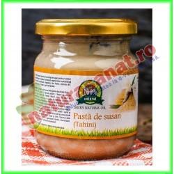 Pasta de Susan (Tahini) 200 g - Carmita - www.naturasanat.ro