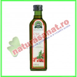Otet de Merisoare 250 ml - Carmita - www.naturasanat.ro