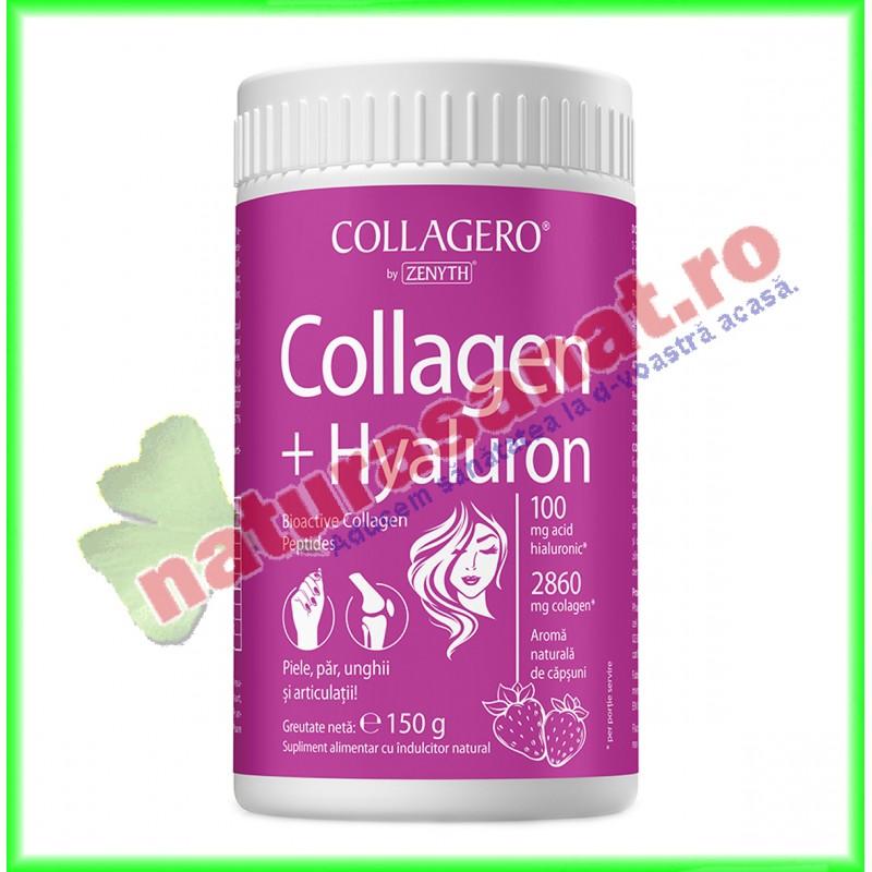 Collagen + Hyaluron 150 g - Zenyth - www.naturasanat.ro