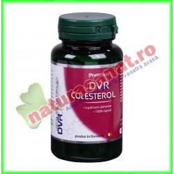 DVR Colesterol 60 capsule - DVR Pharm - www.naturasanat.ro