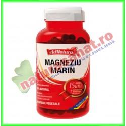 Magneziu Marin 30 capsule - Ad Natura / Ad Serv - www.naturasanat.ro