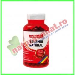Seleniu Natural 30 capsule - Ad Natura / Ad Serv - www.naturasanat.ro