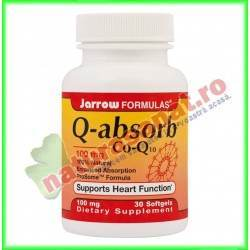Q Absorb 100mg (CoQ-10) 30...