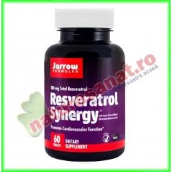 Resveratrol Synergy 200 60...