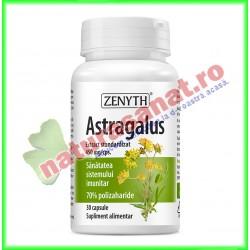 Astragalus 30 capsule - Zenyth - www.naturasanat.ro