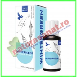Wintegreen Ulei Esential 10 ml - Bionovativ - www.naturasanat.ro