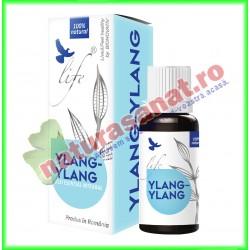 Ylang-Ylang Ulei Esential 10 ml - Bionovativ - www.naturasanat.ro
