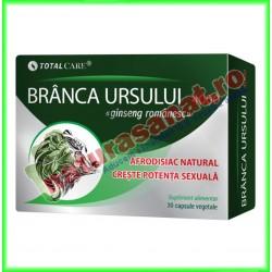 Branca Ursului 4000 30 capsule - Cosmo Pharm - www.naturasanat.ro