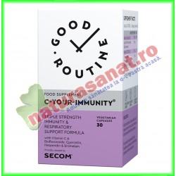 C-Your-Immunity 30 capsule vegetale  - Good Routine - Secom