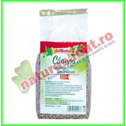 Seminte Canepa Decorticate 250 g - Ad Natura - Adserv - www.naturasanat.ro