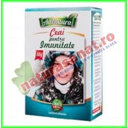 Ceai pentru Imunitate 50 g - Ad Natura - Adserv - www.naturasanat.ro