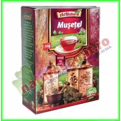 Ceai Musetel Flori 50 g -...