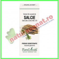 Extract din scoarta de salcie (Salix alba) 50ml - PlantExtrakt - www.naturasanat.ro