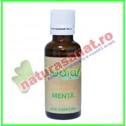 Menta Ulei Esential 30 ml - Onedia - www.naturasanat.ro