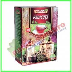 Ceai Pedicuta 50 g - Ad Natura