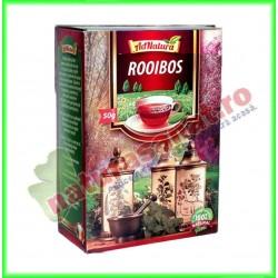 Ceai Rooibos 50 g - Ad Natura