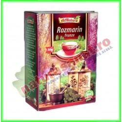 Ceai Rozmarin Frunze 50 g -...