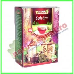 Ceai Salcam Flori 50 g - Ad...