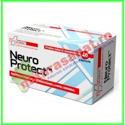 Neuro Protect 40 capsule - Farmaclass - www.naturasanat.ro