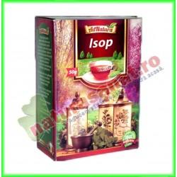 Ceai Isop 50 g - Ad Natura