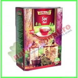 Ceai Soc Flori 50 g - Ad...