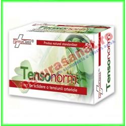 Tensonorm 50 capsule - Farmaclass - www.naturasanat.ro